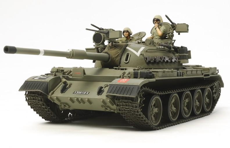 Tamiya 1: 3 5 Tiran Isreali Tank 35328